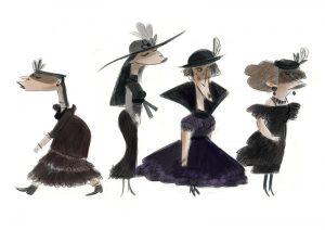 Les jeunes filles / mode