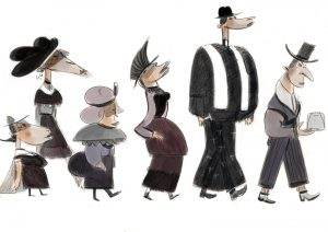 Les villageois 2